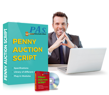 Online Auction Software - Tested, Proven & Ready to Launch.